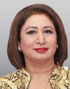 Fauzia Yazdani